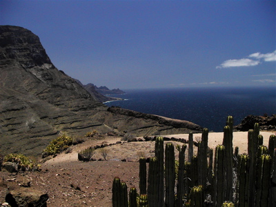 Wandern mit Führer auf Gran Canaria