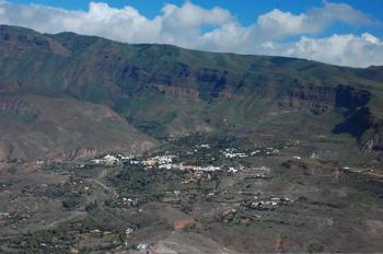 Santa Lucia im Südosten von Gran Canaria