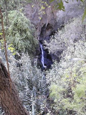 Grösserer Wasserfall