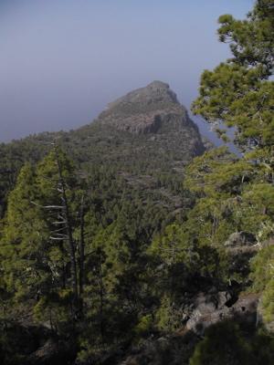 Roque Faneque im Nordwesten von Gran Canaria