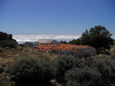 Foto einer Hütte im Zentrum