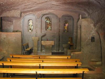 Höhlenkapelle auf Gran Canaria