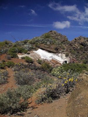 Höhlenwohnung auf Gran Canaria