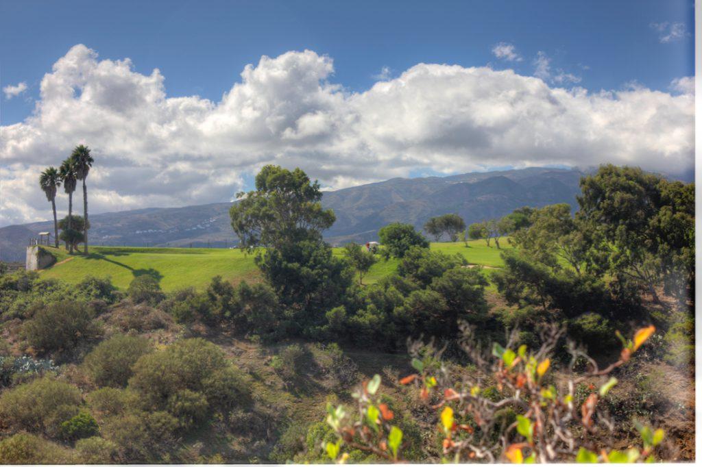Golfplatz Bandama Golf im Nordosten von Gran Canaria